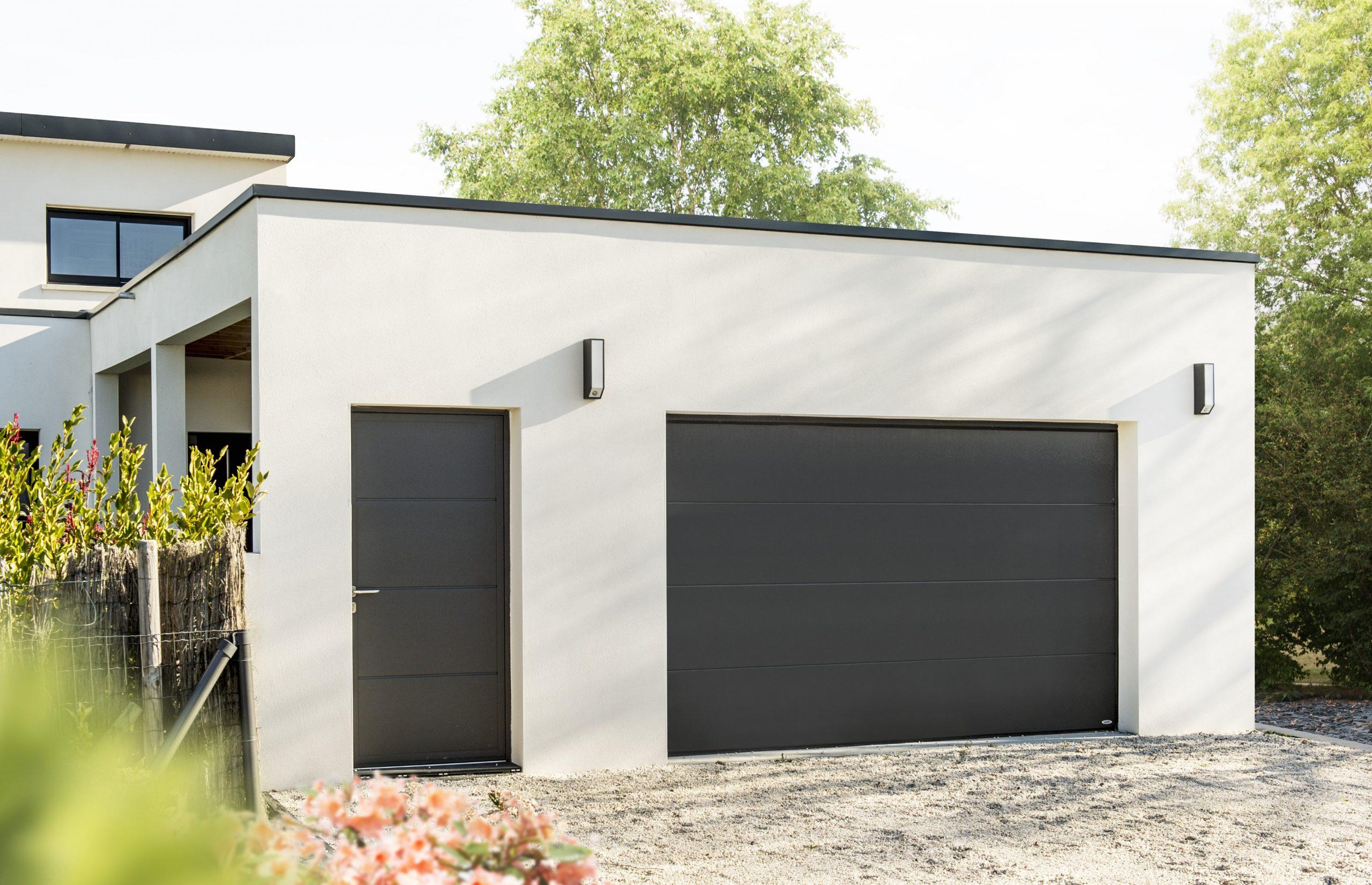 Portes de garage en Isère